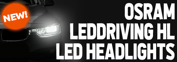 OSRAM LEDriving HL LED Headlights