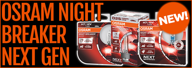 OSRAM Night Breaker (Next Generation)