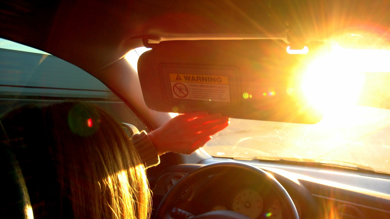 Driving Tips & Advice For Low Winter Sun Conditions ...