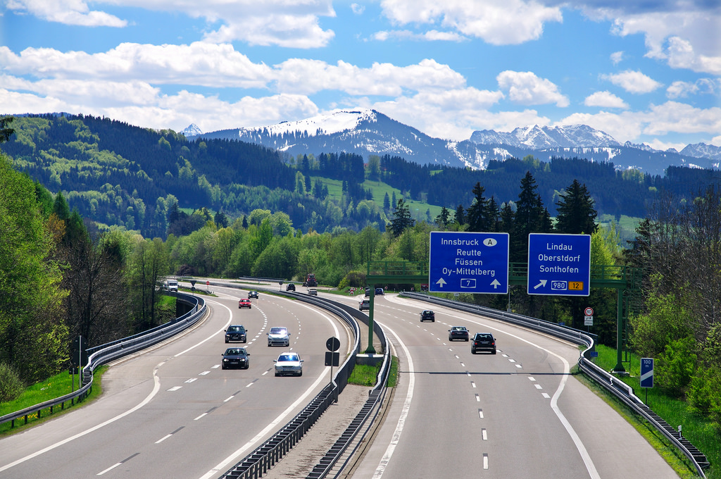 Image result for drive the autobahn germany