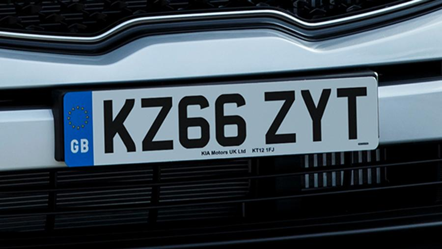 Car Registration Numbers Uk Year