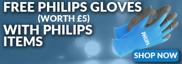 Free Philips Gloves