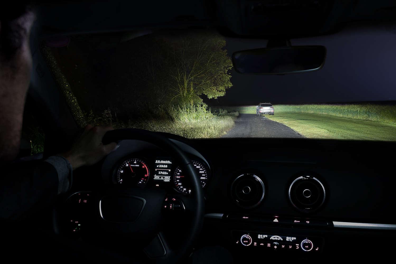 Philips Racingvision H7 Car Headlight Bulbs Twin