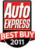 Auto Express Best Buy 2011