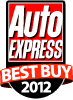 Auto Express Best Buy 2012