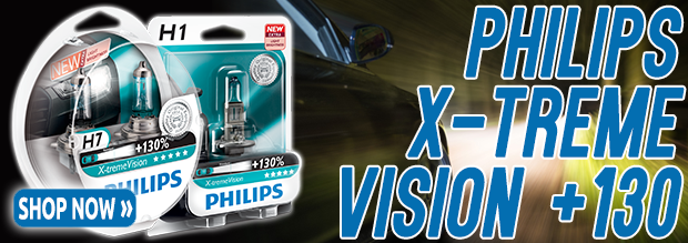 Philips X-treme Vision +130